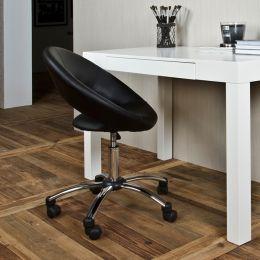 Plump-Black  Desk Chair
