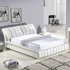 San Francisco-White  Bed