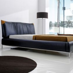 PYS1003  Leather Bed