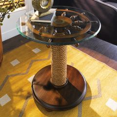 T2214-35T/35B  Accent Table