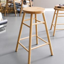 Dos-Natural  Bar Stool
