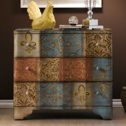 597105  Accent Chest