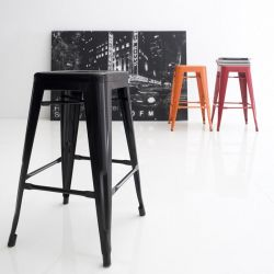 69702-Black   Lago Counter Stool