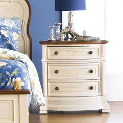 B606NW  Drawer Nightstand