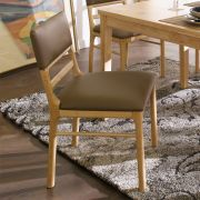 Kimberly-C  Wooden Chair