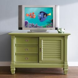 Green-35  TV Stand
