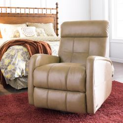 B923-275-Camel  Recliner Chair