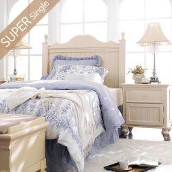 Y3602-64H-HB   Super Single Panel Bed