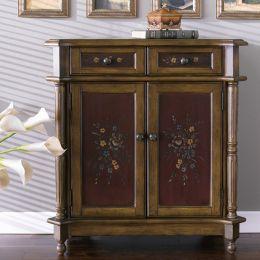 70292  Console Cabinet