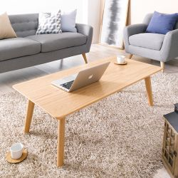 Luna-Natural  Coffee Table