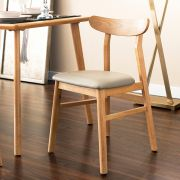 Luna-Natural-C  Wooden Chair
