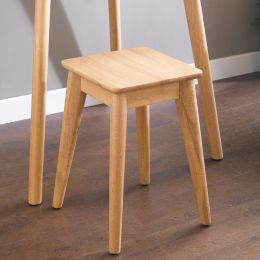 Luna-Natural-St  Wooden Stool