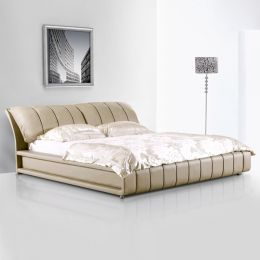 San Francisco-Beige  Bed