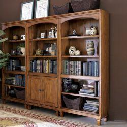 H3514-20  Open Bookcase
