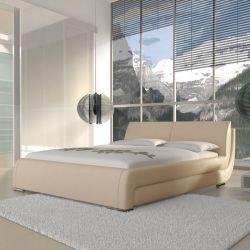 Stiffelio-Beige  Bed