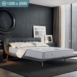 Austin-1200   Super Single Pocket Spring w/ Memory Foam Mattress  (상단)
