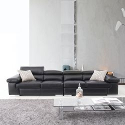 HTL-2620 (2+2)  Leather Sofa