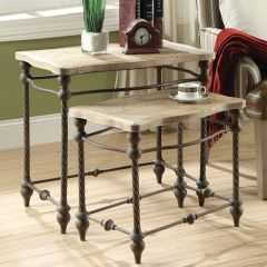 43312  Nesting Tables (2 Pcs 포함)