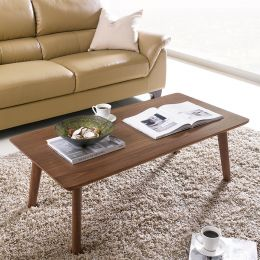 Luna-Walnut-T  Coffee Table