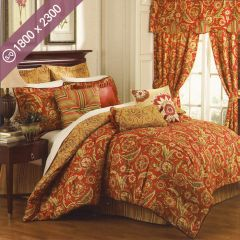 Grand Bazaar  Single/Queen Comforter