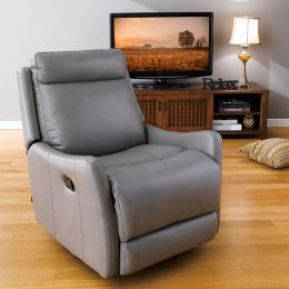 B1151-275-Grey  Recliner Chair