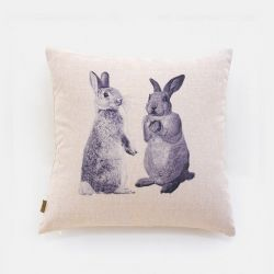 CU-RABBIT2  Cushion
