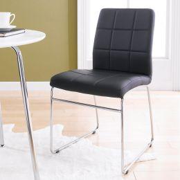 Justin-Black  Chair