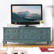 E12000-Green  TV Stand