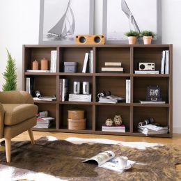 AB4300-Oak  Bookcase