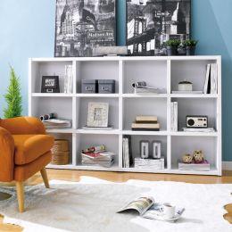 AB4300-Cream  Bookcase
