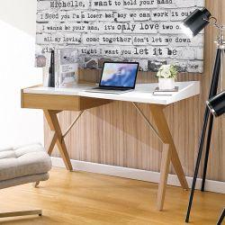 6951-White  Desk