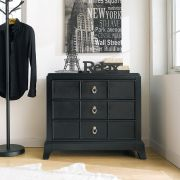 DS-2167-850-BK  Accent Chest