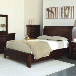 9002-4705  Queen Sleigh Bed