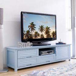 MiMi-Blue-TV  TV Stand