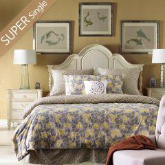 Y3604-65H-HB  Single Panel Bed