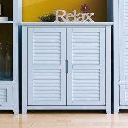 MiMi-Blue-Door  Cabinet