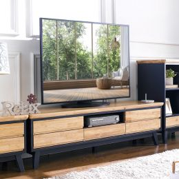 NB-Blue-TV  TV Stand