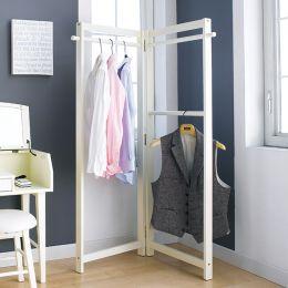 TP-089-White Hanger Rack