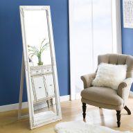 Carmen-White  Dressing Mirror