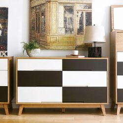 KW-WC 6-Drawer Chest