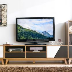 KW-TV  TV Stand