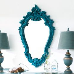MI12298-GRN  Wall Mirror
