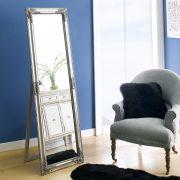 Karmen-Silver  Dressing Mirror