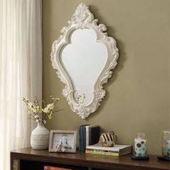 Manor-Ivory   Decorative Mirror
