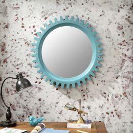 Sun-Blue  Wall Mirror