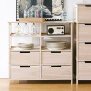 Maddi-4W  4-Drawer Chest