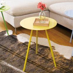 MF-7900-Yellow  Side Table