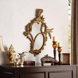 Phoenix–Gold  Wall Mirror