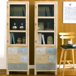 Platz  Glass Cabinet
