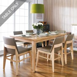 Zodax-6-Natural-D  Dining Table (Table Only)